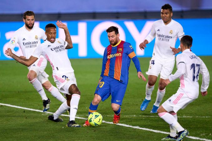 Real Madrid vs Barcelona, La Liga: Final Score 2-1, Awful first half costs Barça in El Clásico - Barca Blaugranes
