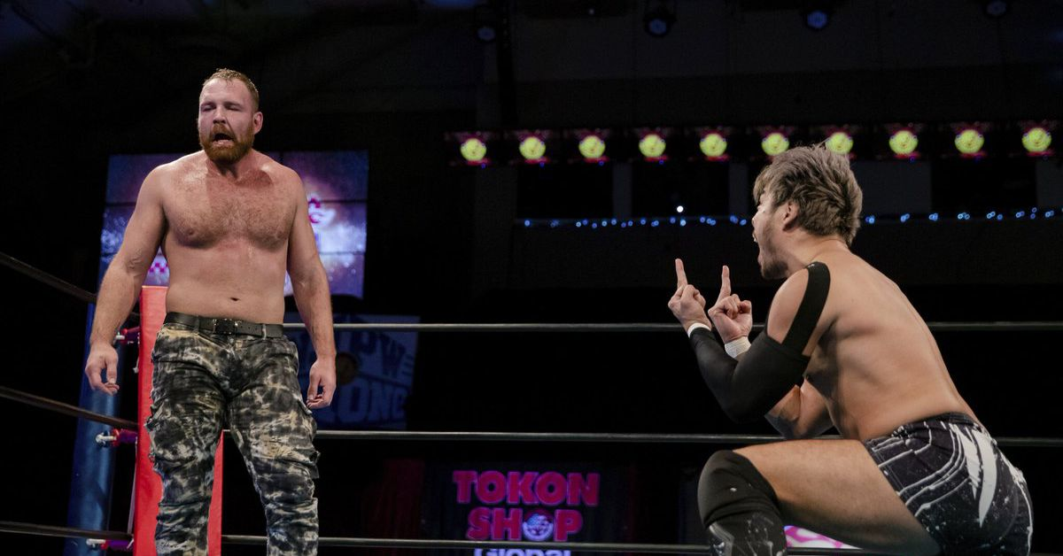 Moxley retains IWGP U.S. title after brawl with KENTA on NJPW Strong