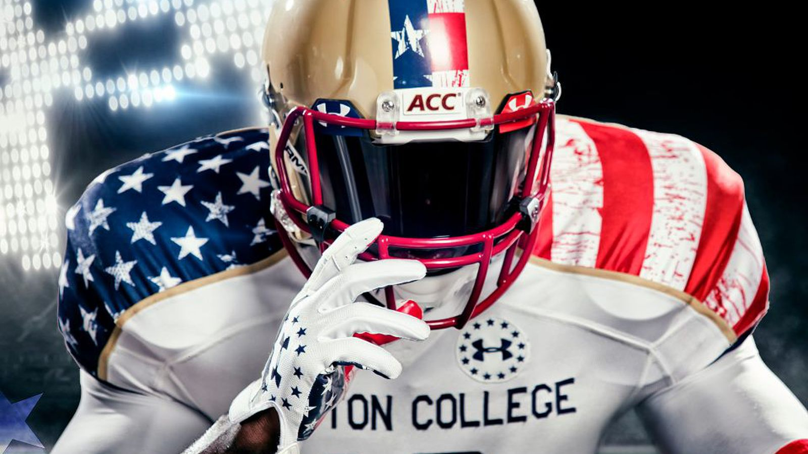 Boston College To Wear Special Uniforms For Maryland Game BC Interruption