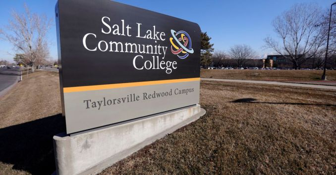 SLCC Black Student Union's poetry slam infiltrated by hackers who displayed racist messages