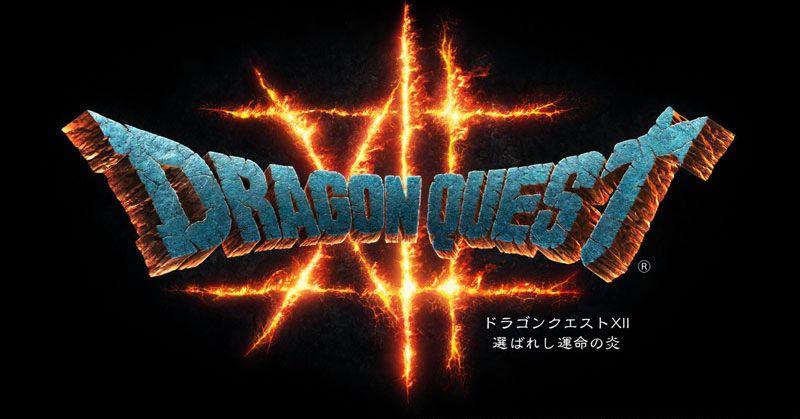 Square Enix announces Dragon Quest XII: The Flames of Fate