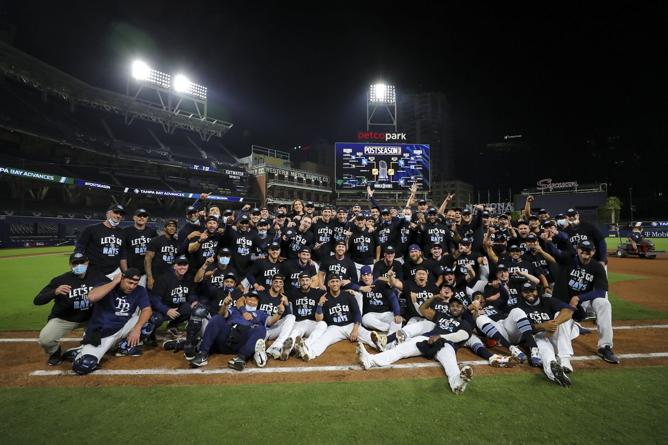 American League Division Series Game 5: New York Yankees v. Tampa Bay Rays