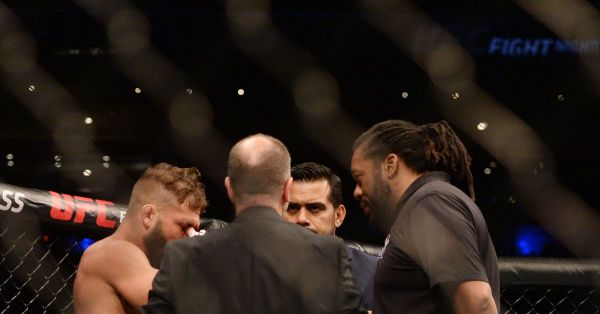 UFC Mexico video: Here