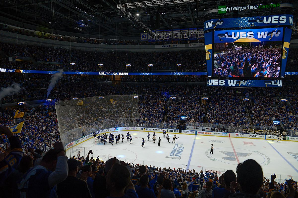 blues insultingly schedule hockey is