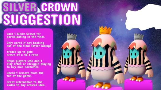 Fall Guys fans are heartbroken over the game's elusive crowns 2