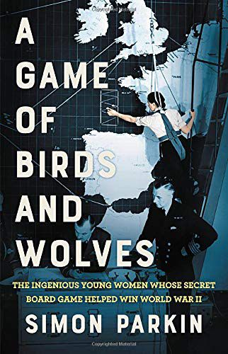 The cover of the Bird and Wolf Game