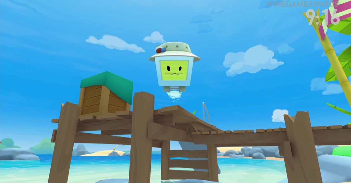 Vacation Simulator Gives Job Simulator Fans Time To Relax