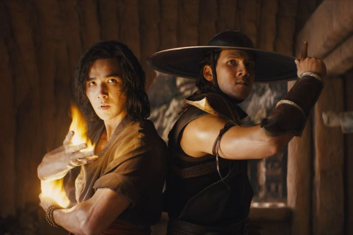 Mortal Kombat review: a movie at its best when it mimics the games - The  Verge