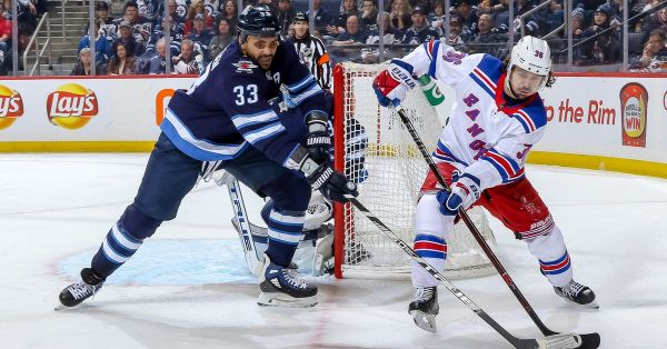 Preview and GDT: Winnipeg Jets vs New York Rangers