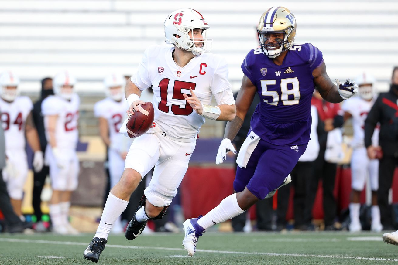 Stanford v Washington