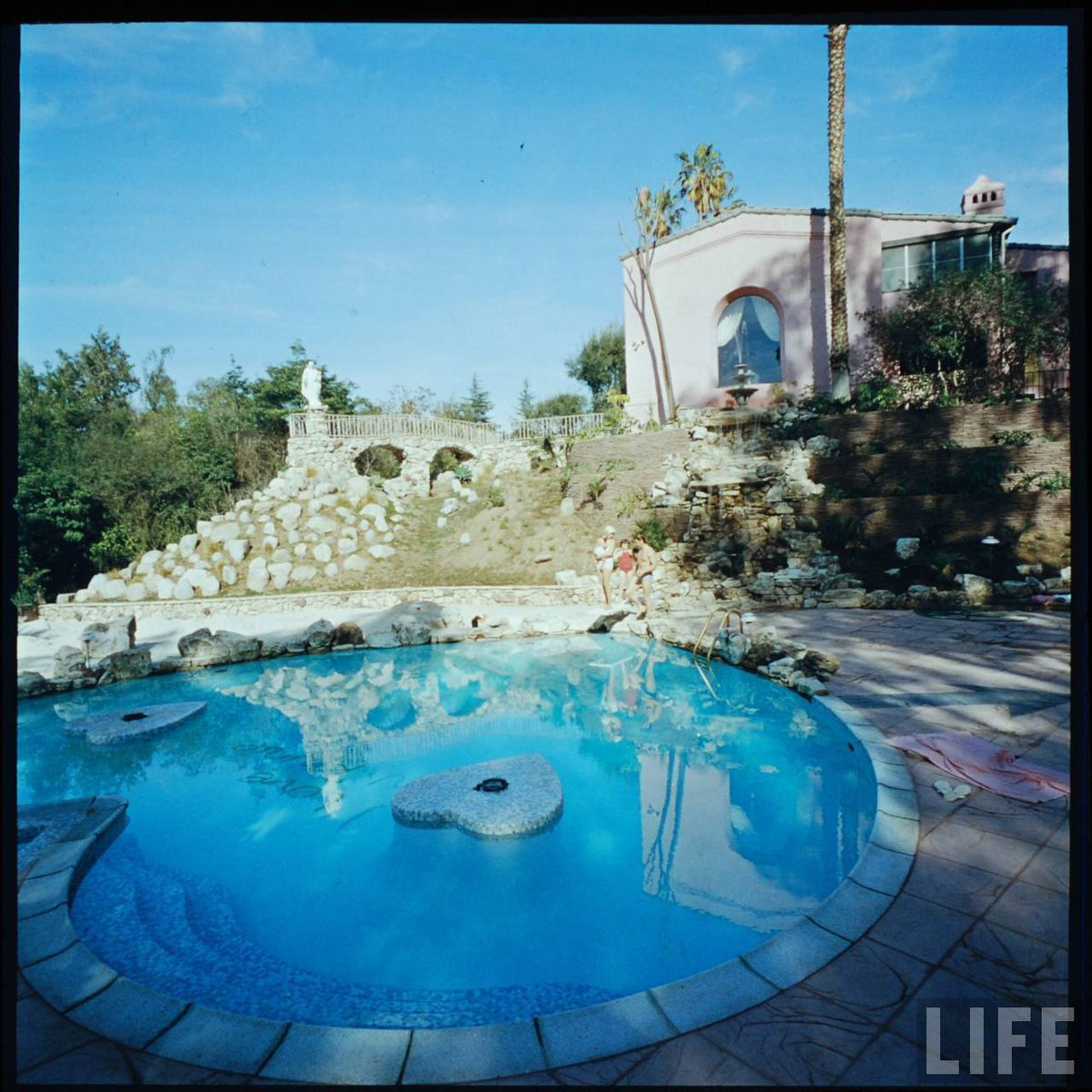 Jayne Mansfields Pink Palace Curbed LA