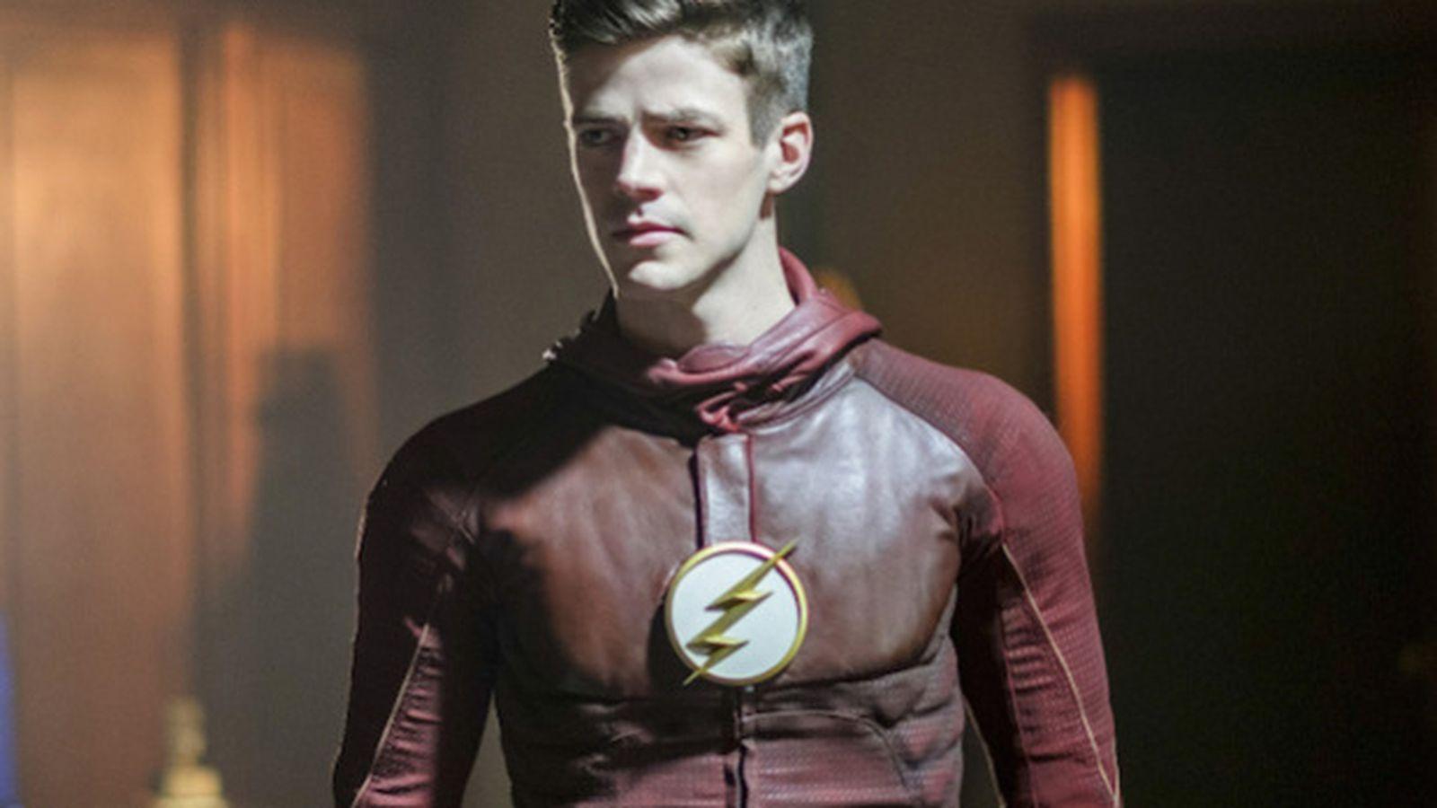 Cw Flash Season 2