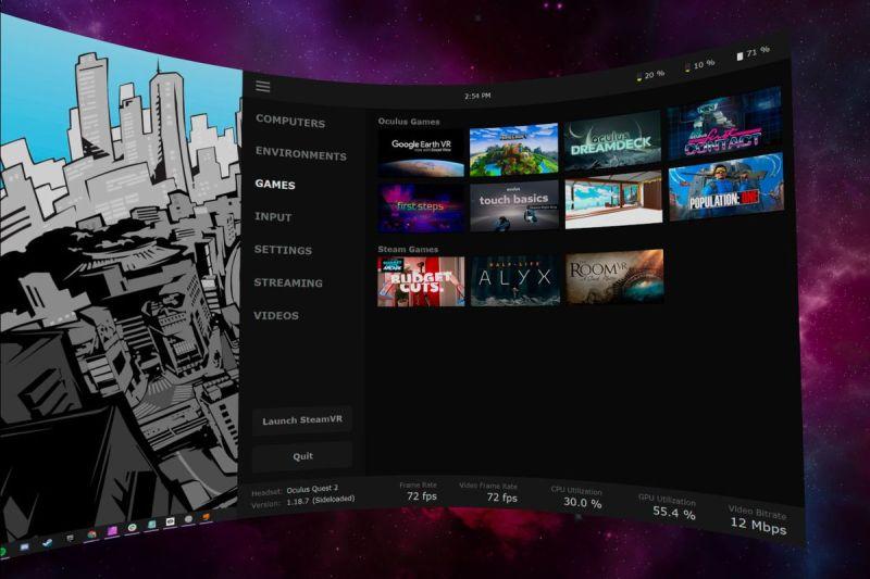 Desktop virtuale