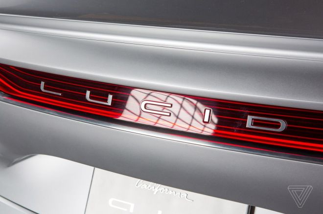 akrales_170324_1554_A_0115.0.0 Lucid Motors unveils a $69,900 version of its long-range, luxury electric sedan | The Verge