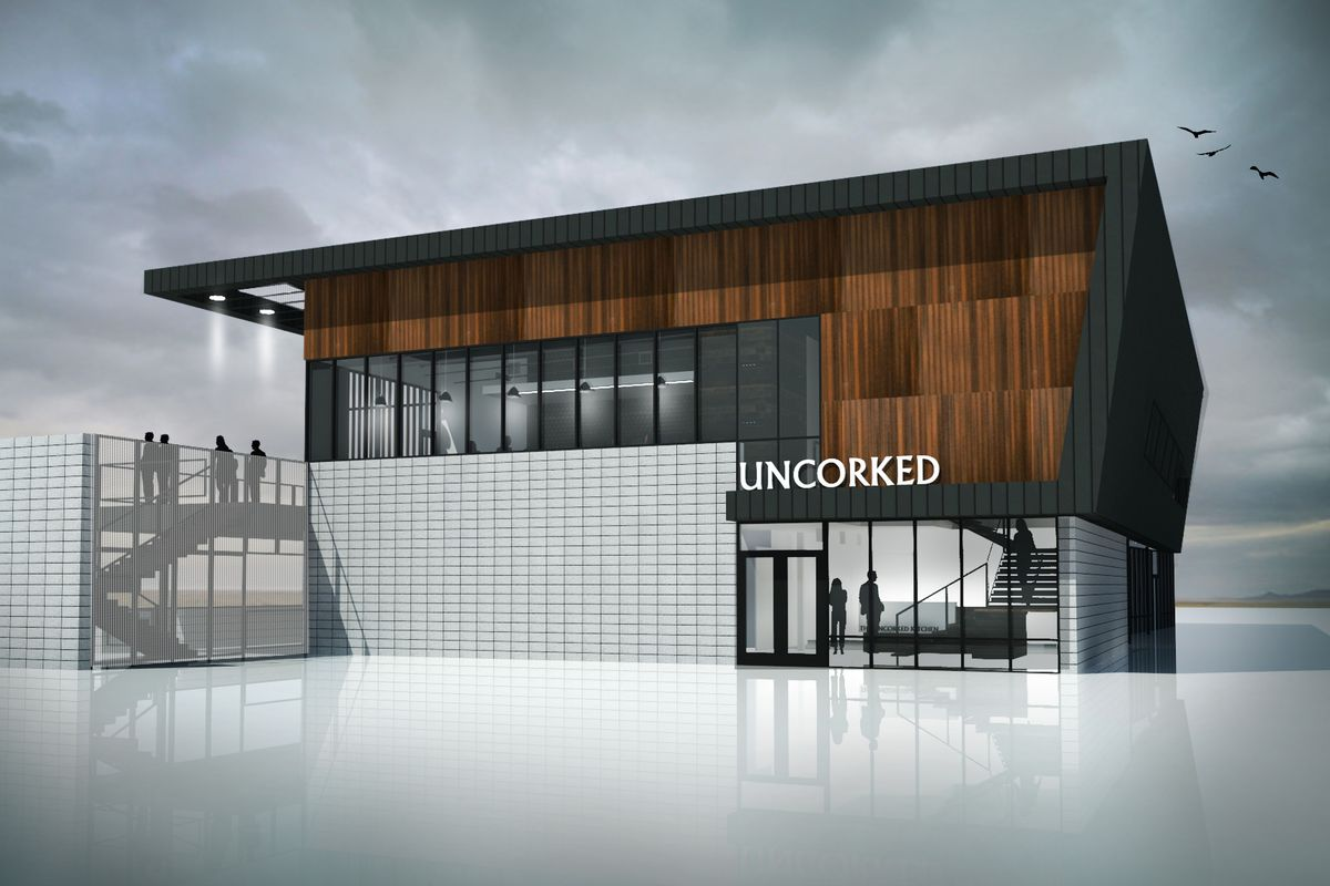 Uncorked Kitchen Will Combine Dining And Learning With New