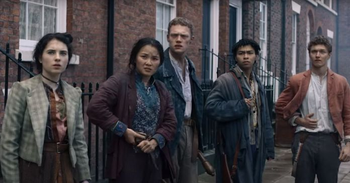 The trailer for Netflix's The Irregulars paints a supernatural picture of  Sherlock Holmes' London - The Verge