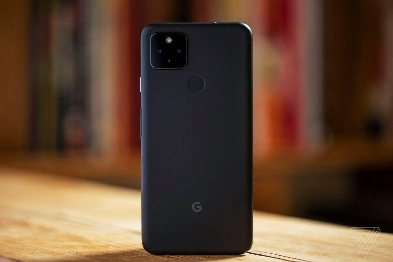 Il Pixel 4A 5G ha un corpo in plastica