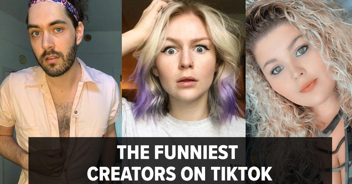 TT :  Il s'avère que TikTok n'est pas juste pour les gens chauds – les comédiens sont là aussi , influenceur