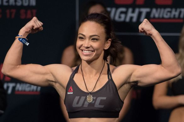 Image result for michelle waterson
