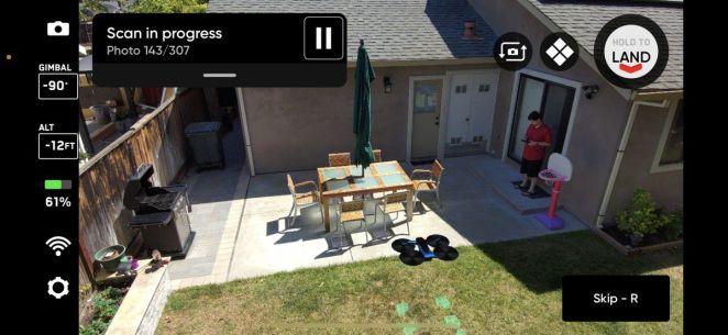 Skydio'nun kendi kendine uçan drone'u artık dünyayı otomatik olarak dijitalleştirmek için yükseltilebilir 16