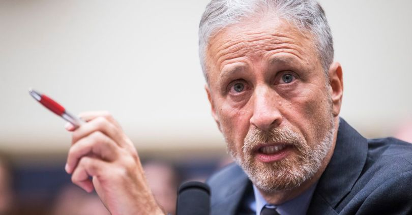 Jon Stewart will return to TV with an Apple TV Plus series