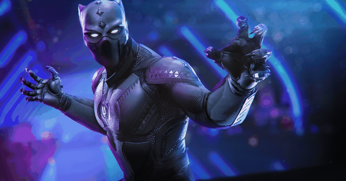 Black Panther is coming to Marvel's Avengers this August