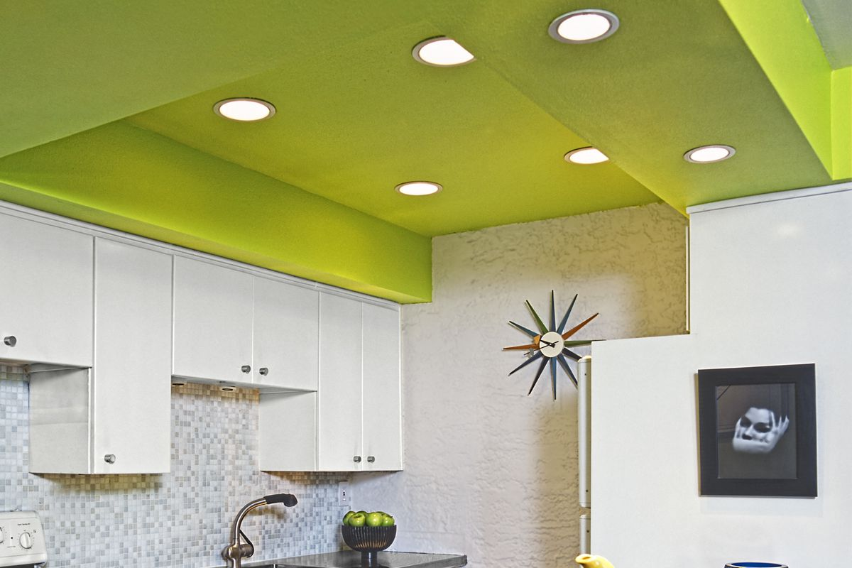 how to insulate around recessed led