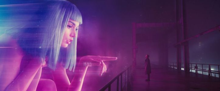 A scene from Blade Runner 2049