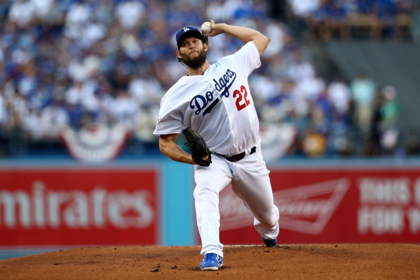 Image result for clayton kershaw""