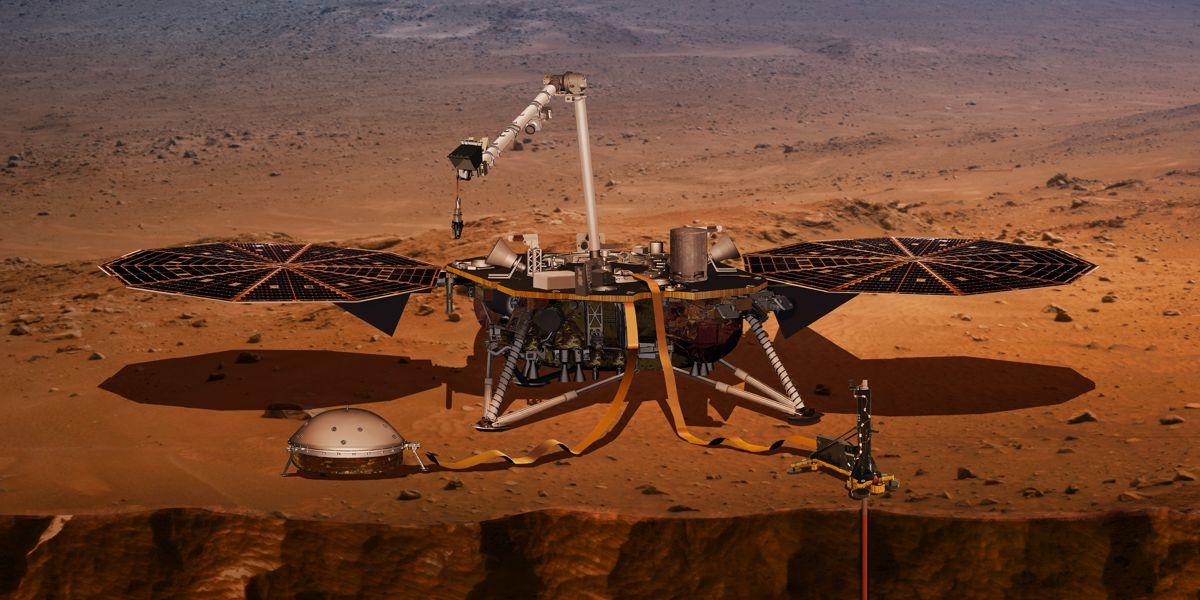 Scientists just made Mars soil from scratch. It only costs $20 - Deseret  News