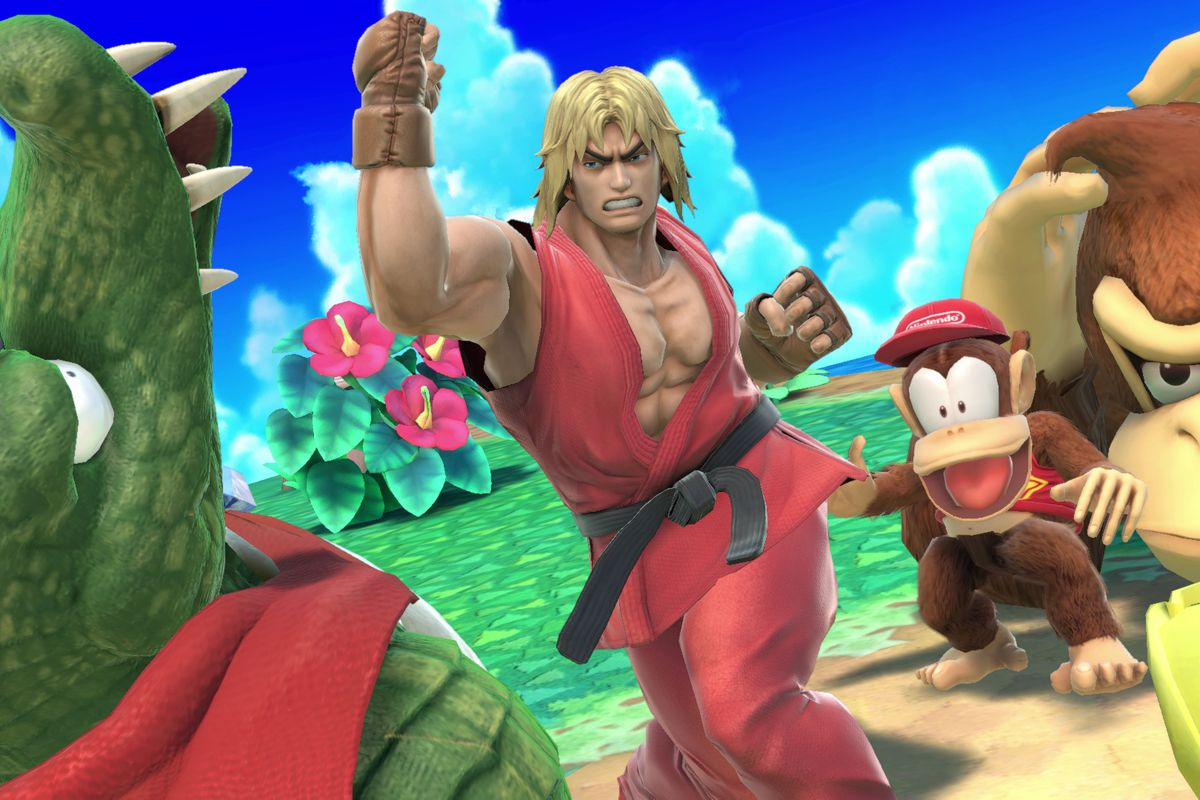 Super Smash Bros Ultimate DLC Lineup Has Already Been Decided Polygon