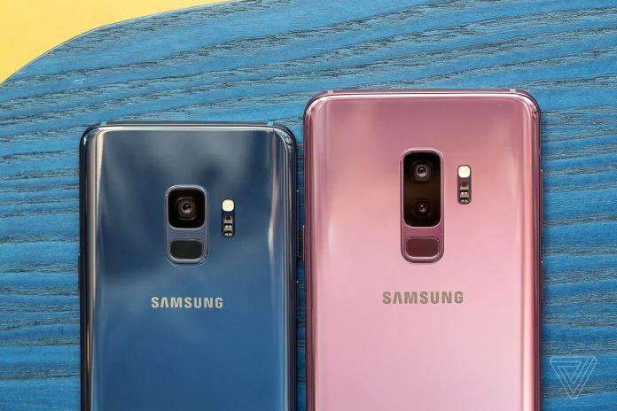 Samsung S9 & Samsung S9 Plus Camera Comparison