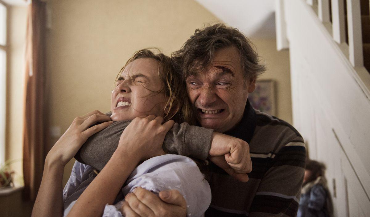 Killing Eve season 2 - Jodie Comer as Villanelle, Julian Barratt as Julian