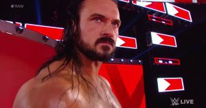 Drew McIntyre spoils Braun Strowman-Paul Heyman segment with a nasty Claymore kick