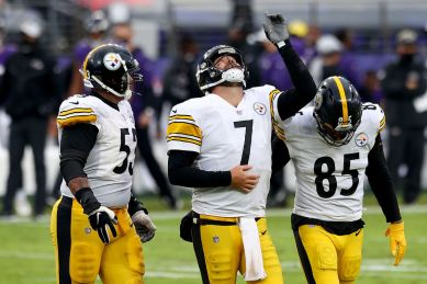 Pittsburgh Steelers come from behind to beat the Ravens 28-24 in Week 8 -  Behind the Steel Curtain