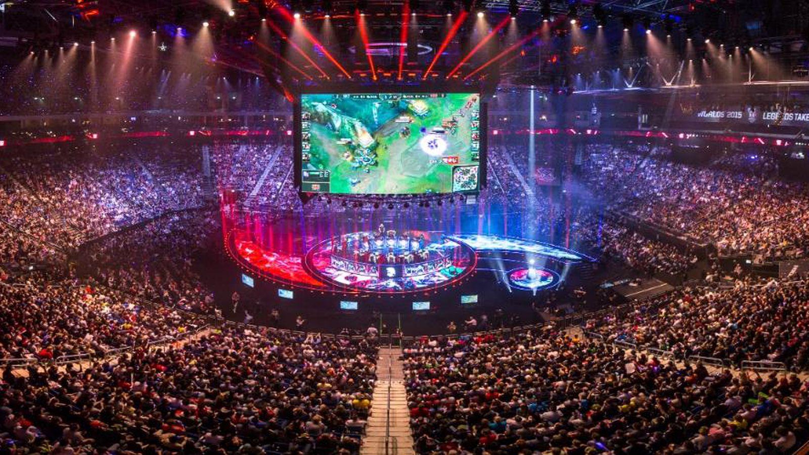 League Of Legends 2015 World Championship Broke A Bunch Of