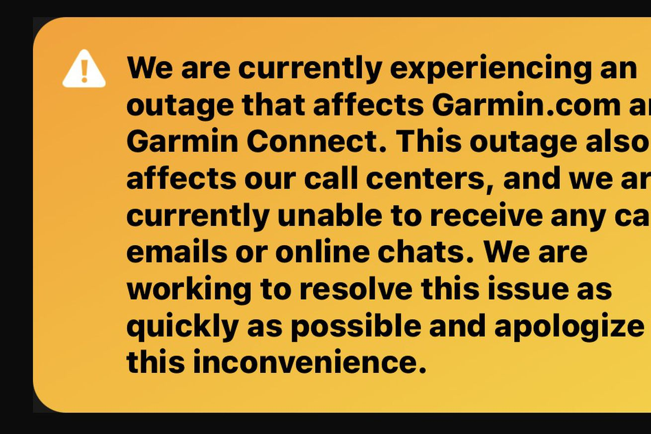 Garmin reportedly paid multi-million dollar ransom after suffering cyberattack