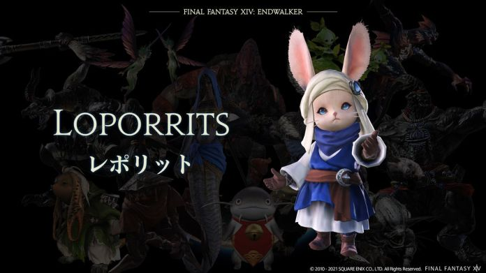 An adorable rabbit-like creature with a headdress and blue robe