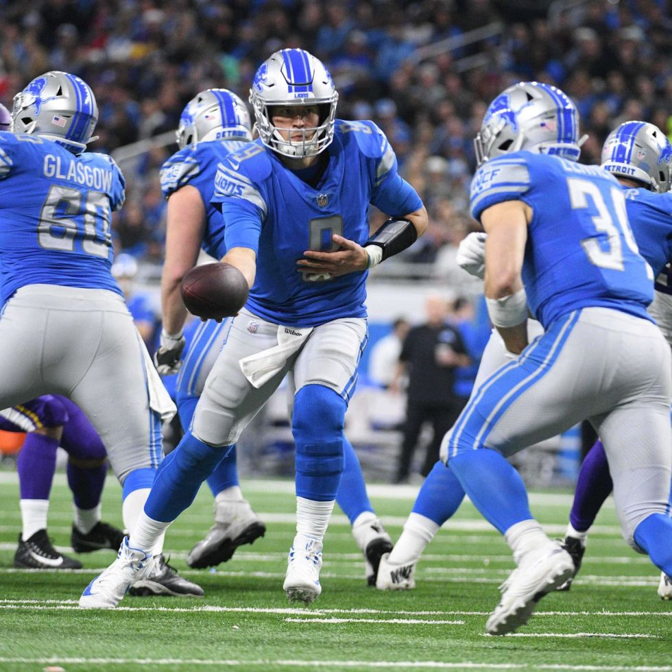 Notes: The Detroit Lions' uniforms aren't good - Pride Of Detroit