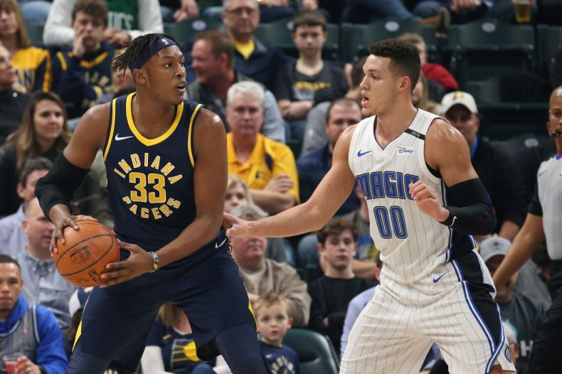 Magic vs. Pacers GameThread - Orlando Pinstriped Post