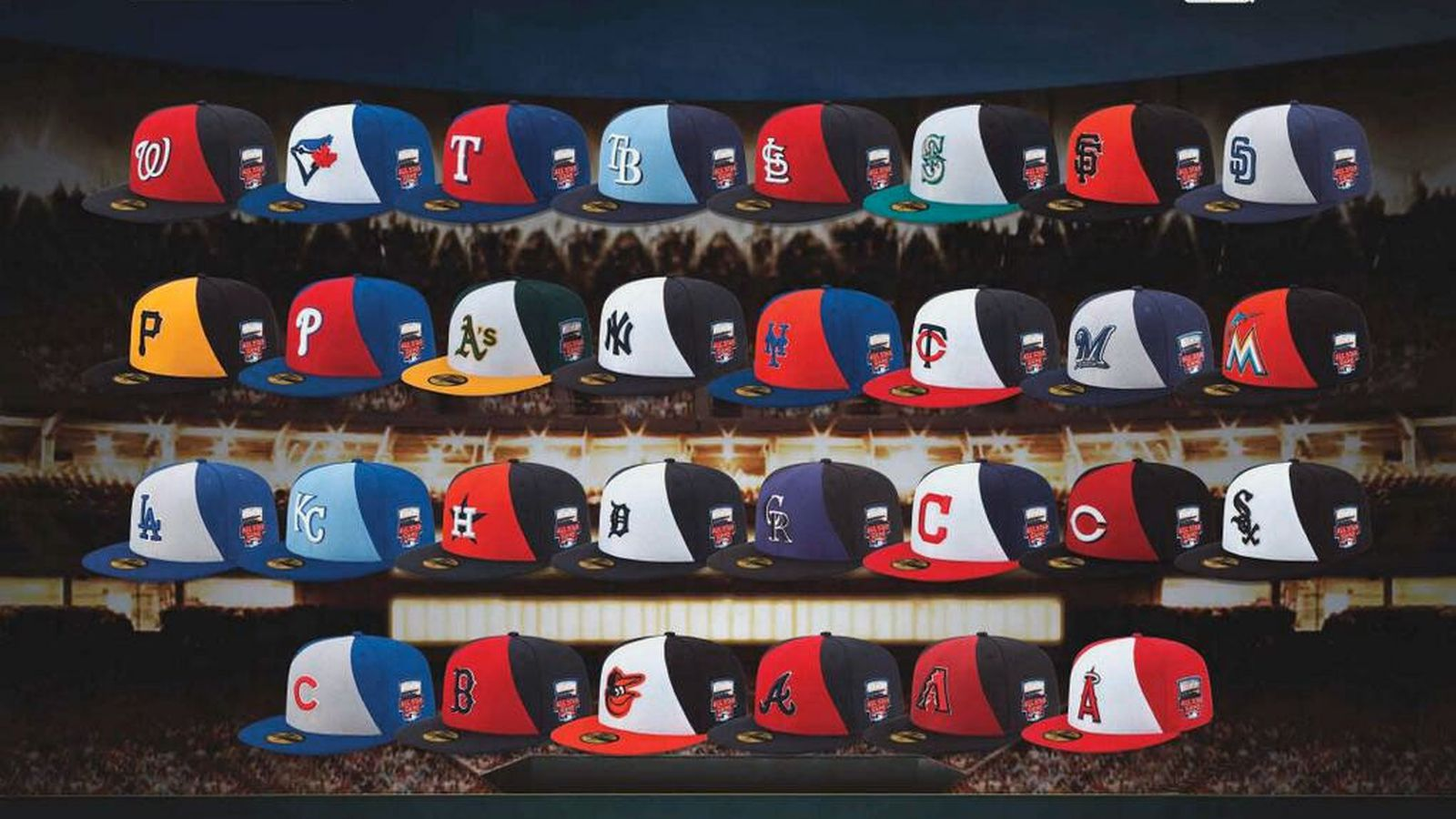 Check Out These Stupid All Star Game Hats