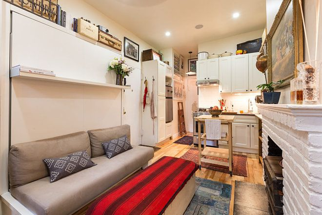 Most Famous Micro Apartments