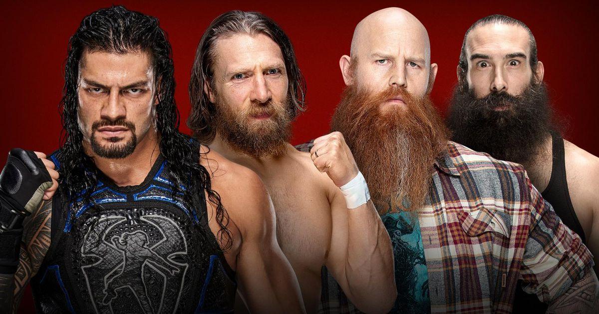 WWE Roman Reigns Big Dog Unleashed Replica Glove Set