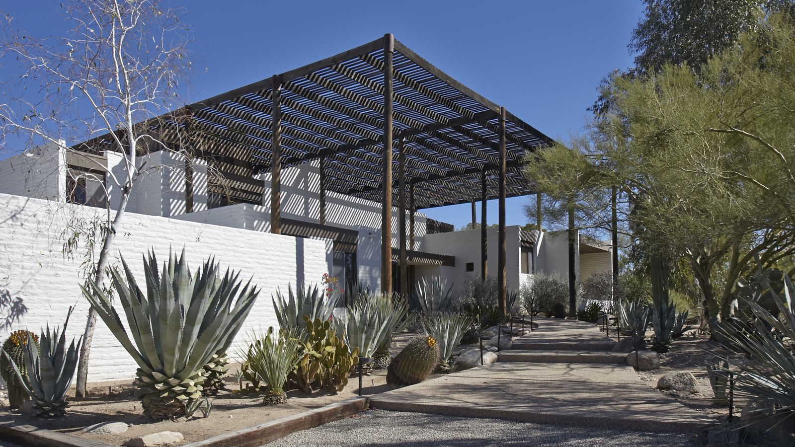 Judith Chafee Dean Of Desert Architecture Curbed