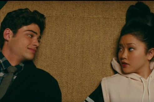 Image result for to all the boys i loved before scene