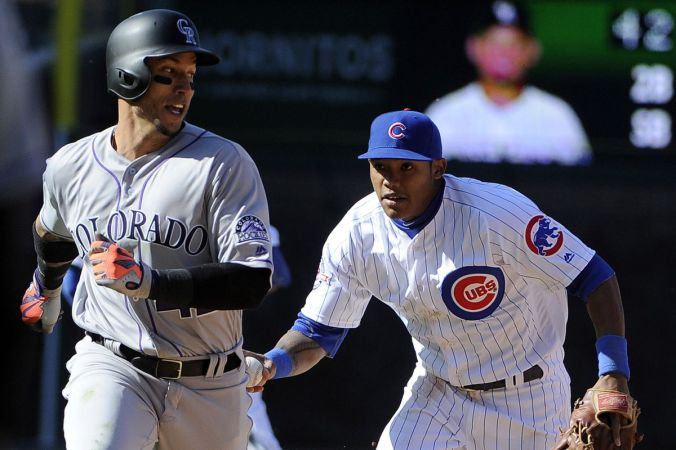 Image result for colorado rockies vs chicago cubs live stream