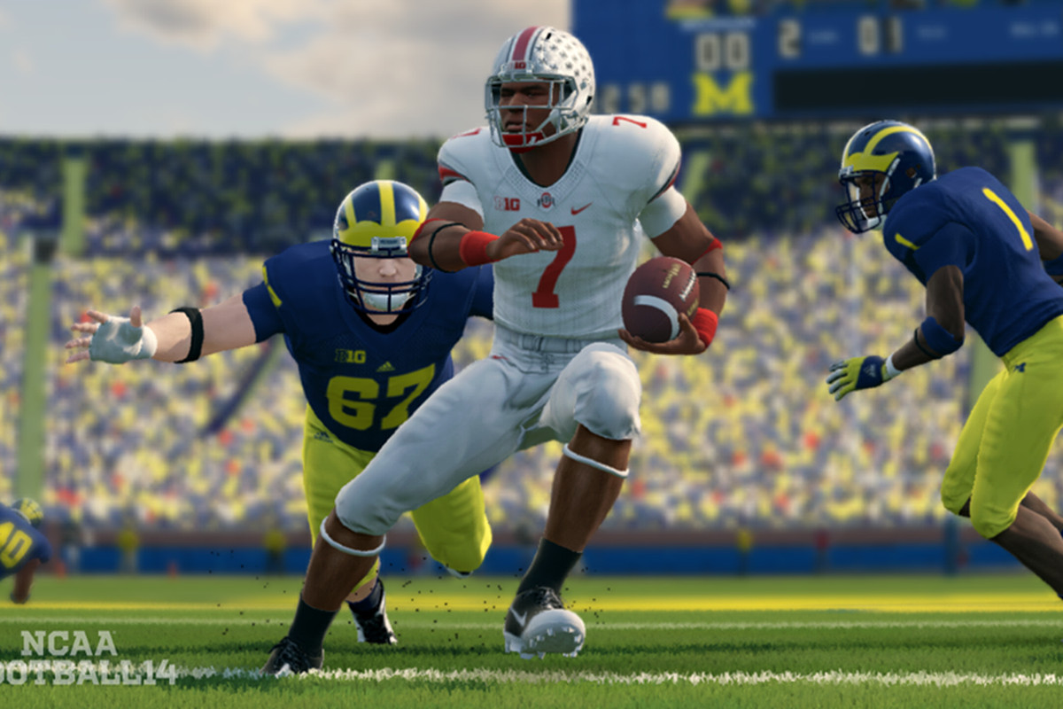 Image result for ncaa football 14