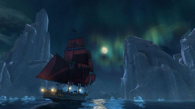 Assassin's Creed Rogue - Shay Patrick Cormac sets sail aboard the Morrigan