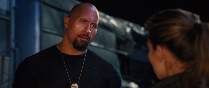 Agent Hobbs (Dwayne The Rock Johnson)