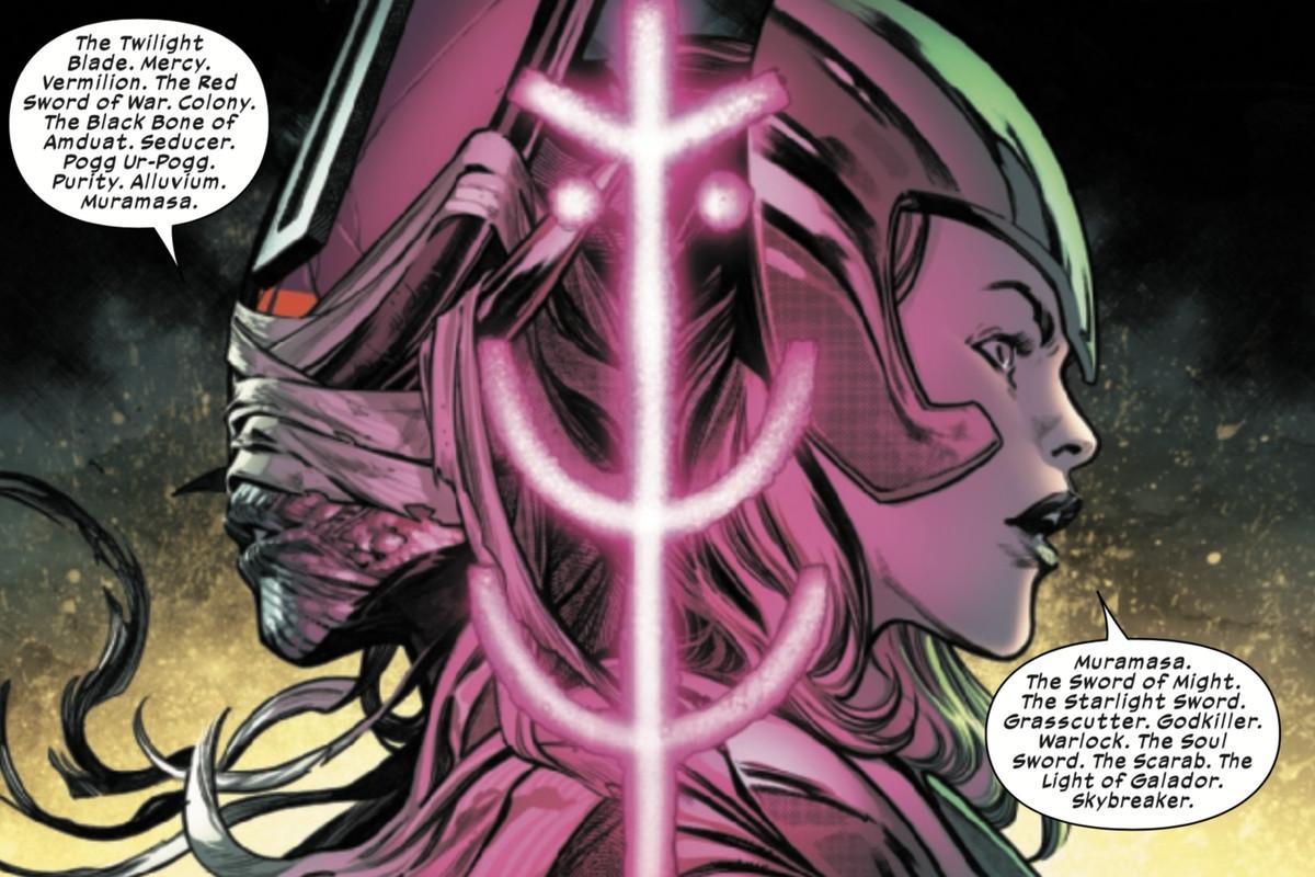 X of Swords is Marvel's next great X-Men story - Vox